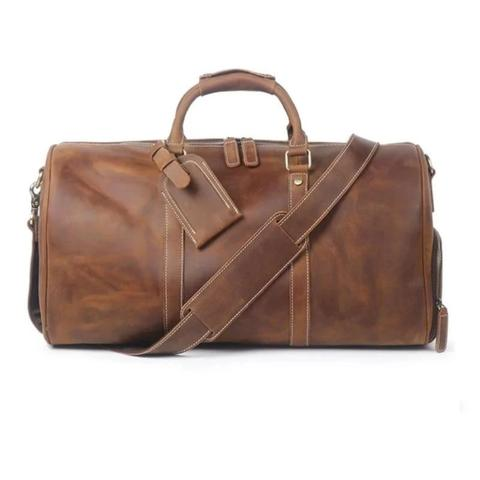 leather duffel bags